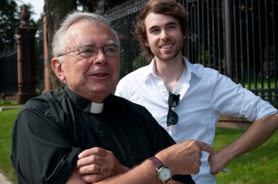 Le Révérend Smith et son fils, Hamilton, Ontario, septembre 2009. Photo: Dominic Morissette © ONF